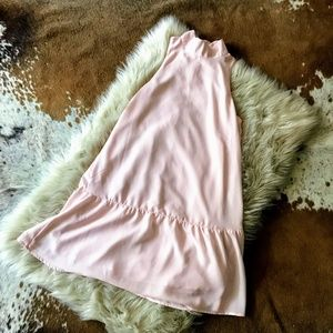 Abercrombie & Fitch Pink Dress - Size Small